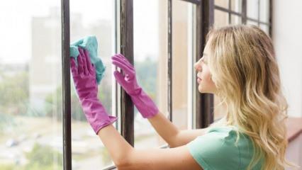 En pratik Cumartesi temizliği nasıl yapılır?