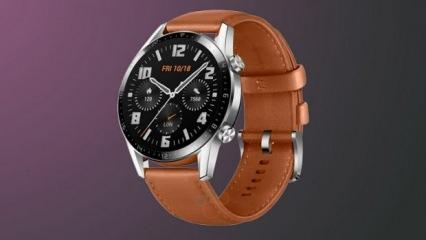 Huawei Watch GT 2'nin tanıtım tarihi belli oldu!
