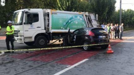 İzmir'de feci kaza: Ölü ve yaralılar var...