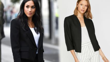 Modanın 'İlham Verici Yüzü' Meghan Markle'nin ofis ortamına taşınan iş stili kombinleri! Meghan Markle kimdir?