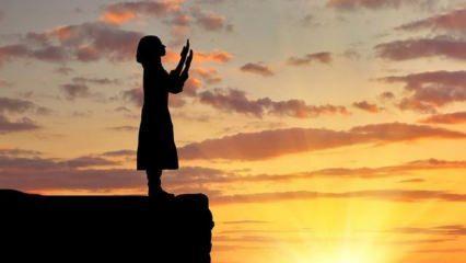 Peygamberimizin sıkıntı duaları neler? Dertten ve sıkıntıdan kurtulma duaları! İnşirah Suresi...