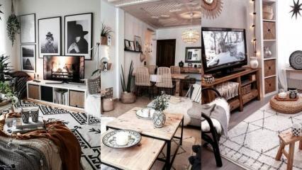 Salon dekorasyon fikirleri 2019