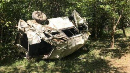 Bitlis'te katliam gibi kaza! 10 kişi öldü