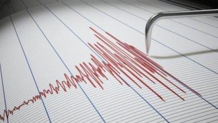 Son dakika haberi: Çankırı'da peş peşe 3 deprem! Kandilli revize etti