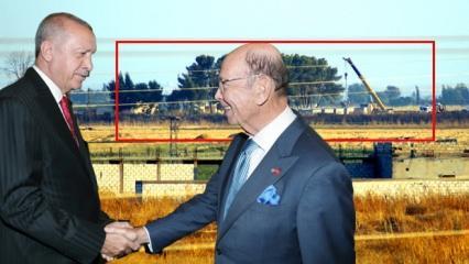 Sınırda hareketli dakikalar! Erdoğan'dan ilk açıklama