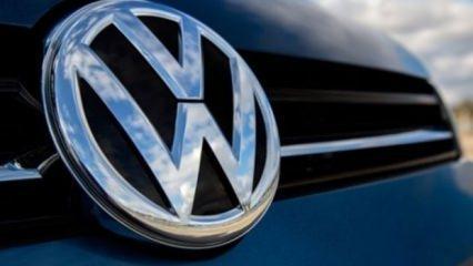 Volkswagen'den yeni logo! İşte VW'nun yeni amblemi!