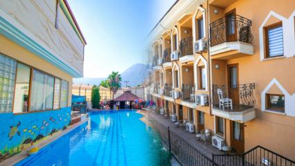 Yılın son tatili nerede yapılır? Zehra Otel Eylül ayında fırsatlarıyla sizi bekliyor!