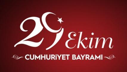 29 Ekim 4 gün tatil olacak mı? 29 Ekim Cumhuriyet Bayramı hangi gün?