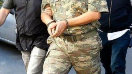 74 muvazzaf asker hakkında gözaltı kararı!