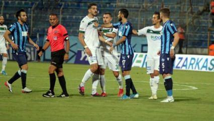 Adana Demirspor'dan Bursa'ya fark!