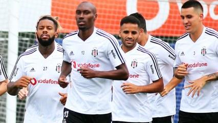 Beşiktaş'ın vazgeçilmezi Atiba Hutchinson