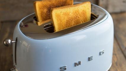Ekmek kızartma makinesinin uzun ömürlü olması için ne yapılmalı?