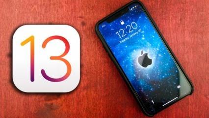 iOS 13 güncellemesi alacak iPhone modelleri! Apple iOS 13 iOS güncellemesini yayınladı!