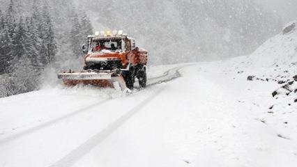 Meteoroloji'den son dakika duyurdu! Kar yağışı içinde uyarı geldi...