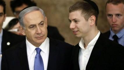 Netanyahu'nun oğlu İstanbul'u İsrail yaptı!