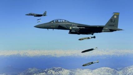ABD ile kendi halkını bombaladılar! Müslüman ülkede kahreden bilanço