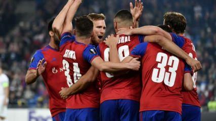 Trabzon'un grubunda Basel, Krasnodar'a gol yağdırdı!