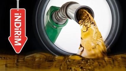 27 Eylül benzine büyük indirim! İstanbul, Ankara, ve İzmir akaryakıt fiyatları