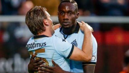 Diagne Club Brugge'ün G.Saray kadrosuna dahil edilmedi!