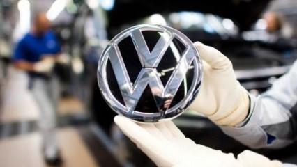 Otomobil devi Volkswagen'e büyük şok!