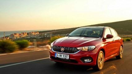 2019 Fiat Egea fiyatı ve motor seçenekleri: Tasarımı büyük beğeni topladı!