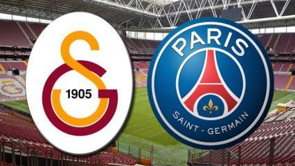 Galatasaray PSG maçı saat kaçta? GS - PSG Maç hangi kanalda?