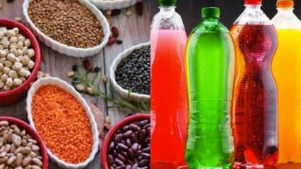 Gaz yapan yiyecekler - içecekler hangileridir | Gaz yapan besin listesi!