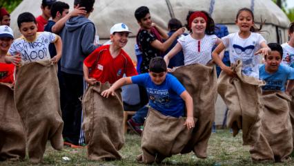 Heyecanla bekleniyordu... Etnospor Kültür Festivali başlıyor!