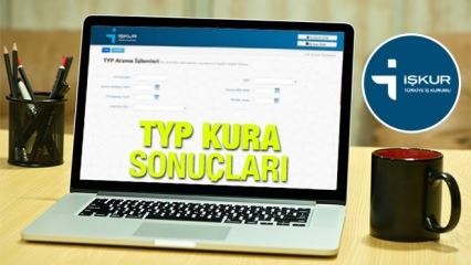 İŞKUR TYP kura sonuçları açılanıyor: Temizlik personeli ve güvenlik görevlisi alımı