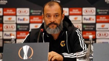 Nuno Espirito Santo: Çok zor bir maça çıkıyoruz