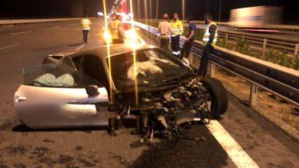Acun Ilıcalı'dan trafik kazası geçirdi! Ilıcalı'dan kazayla ilgili açıklama