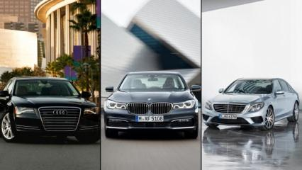 Alman marka lüks otomobiller kaç adet sattı!
