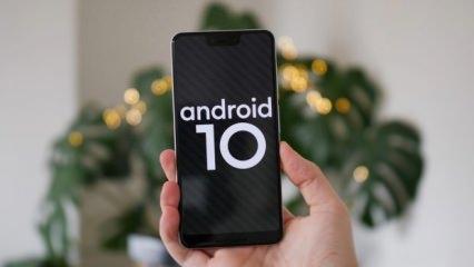 Android 10 güncellemesi alan telefon modelleri! Yeni güncellemeyle ne değişecek?