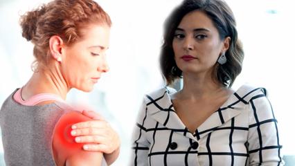 Donuk omuz sendromu nedir? Donuk omuz sendromunun belirtileri nelerdir?