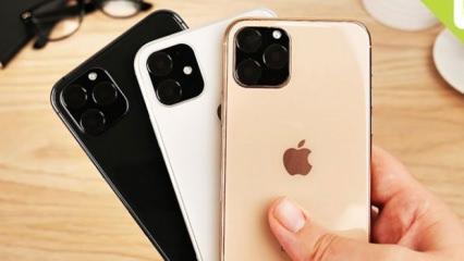 iPhone 11, iPhone 11 Pro ve iPhone 11 Pro Max'in Türkiye fiyatı sızdırıldı
