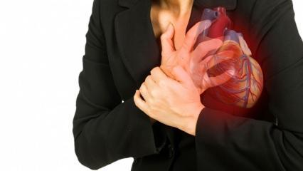Kalp çarpıntısı (Taşikardi) hastalığı nedir? Kalp çarpıntısının belirtileri nelerdir?