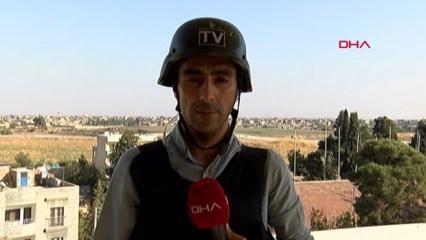Kamışlı'dan Nusaybin'e canlı yayında hava saldırısı!