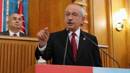 Kemal Kılıçdaroğlu'ndan PKK'ya hayat öpücüğü