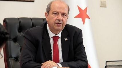 KKTC Başbakanı Tatar'dan Akıncı'ya sert tepki
