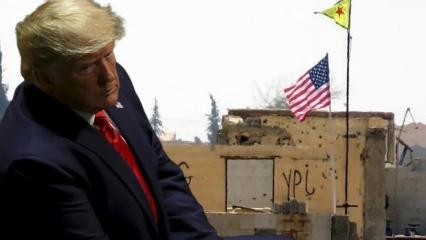 Çarpıcı yorum: PKK Amerika için tuvalet kağıdı gibi!