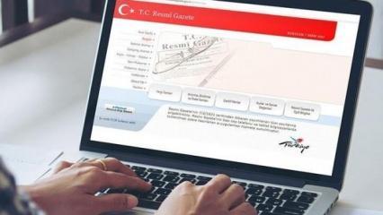 Erdoğan imzaladı, resmen kuruldu!