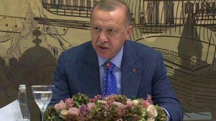 Son dakika haberi: Erdoğan harekatın ne zaman biteceğini açıkladı