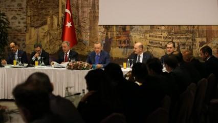 Son dakika haberi: Erdoğan'ndan Akıncı'ya tarihi uyarı! Çarpıcı sözler