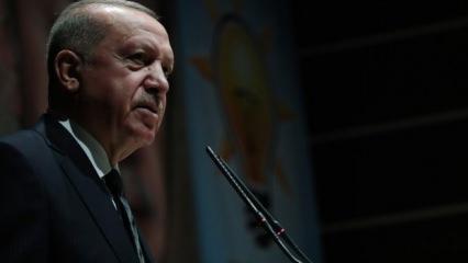 Ve Erdoğan öldürülen terörist sayısını açıkladı!