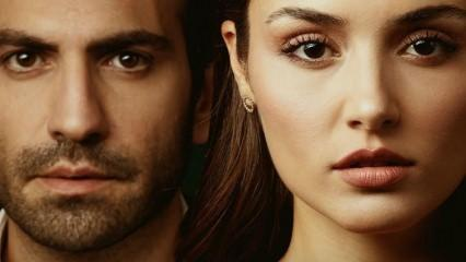 Hande Erçel'li Azize dizisinin ilk bölüm reytingleri açıklandı! Sadece Total'de...