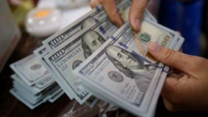 Dolar güne kritik seviyenin üzerinde başladı