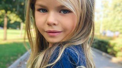 Dünyanın yeni güzel kızı keşfedildi!