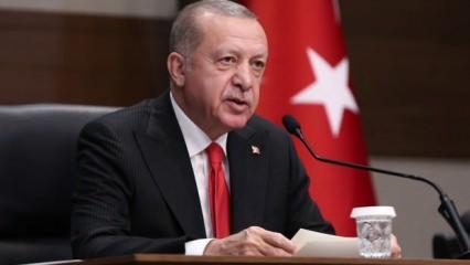 Erdoğan'dan tepki: Çıkmış haddini bilmez bir adam...