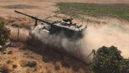 Filistin tarafından yeni Barış Pınarı Harekatı çıkışı