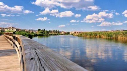 Mogan Gölü'ne nasıl gidilir? Ankara'nın Mogan parkı güzelliği